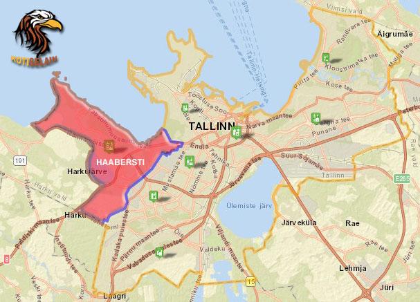 Hintakuplat kasvavat läntisessä Tallinnassa eniten